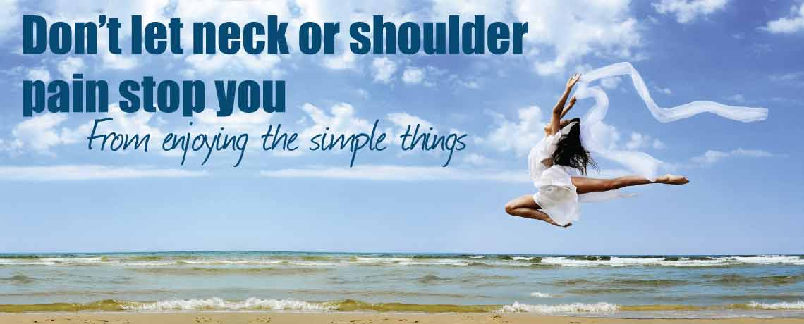 Neck and Shoulder Pain Program